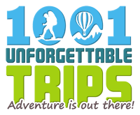 1001 Unforgettable Trips logo
